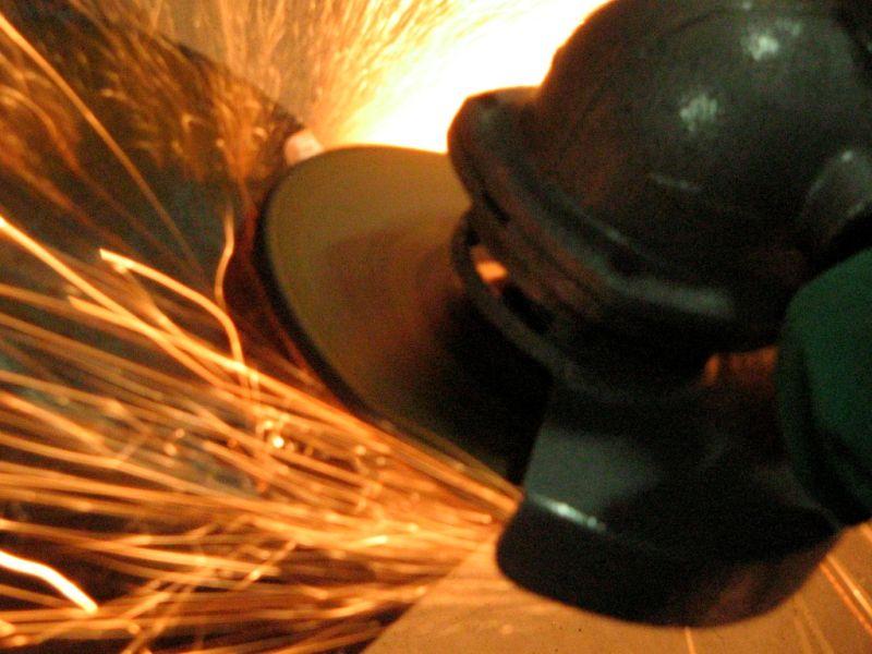Discos abrasivos de desbaste