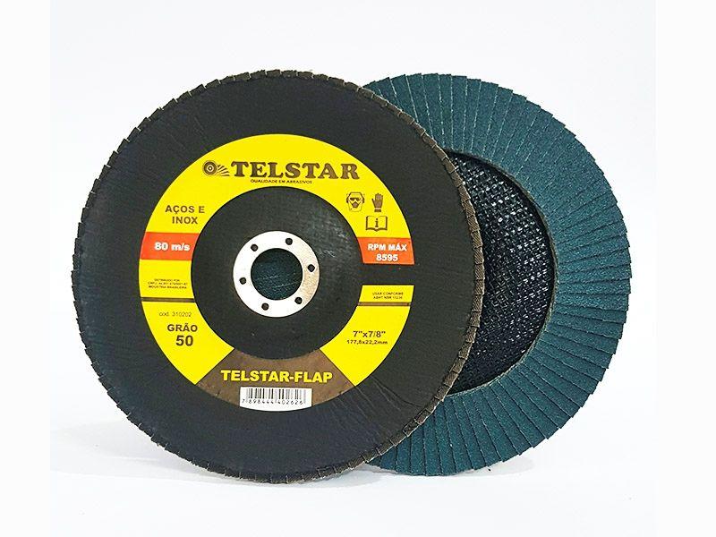 Fabrica de disco flap