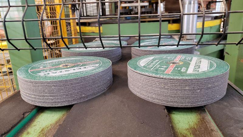 Fabricantes de disco de corte e desbaste