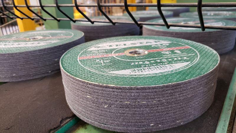 Fabricantes de discos abrasivos