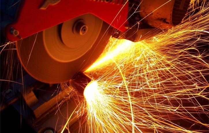 Industria de abrasivos