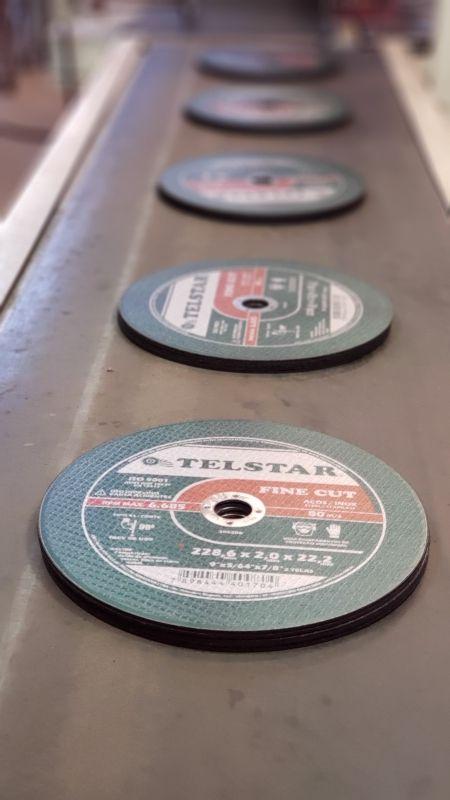 Industria de disco de corte