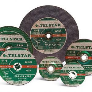 Discos de corte para serralheria